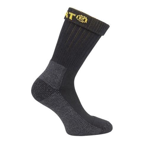 Caterpillar Industrial Socks Socks Black